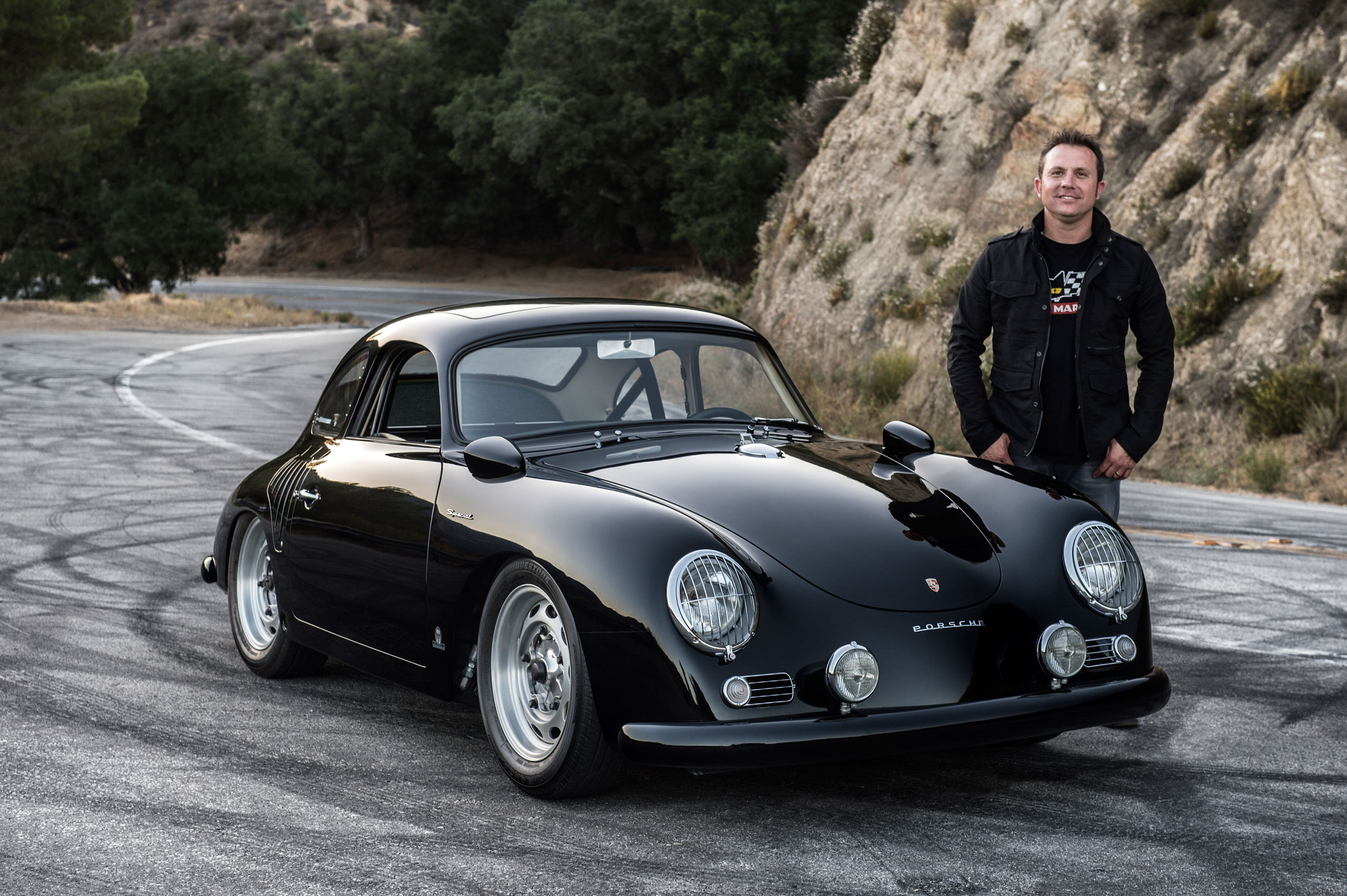 How Emory Porsche Customizes Incredible Vintage Porsche