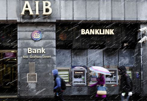 AIBのダブリン支店