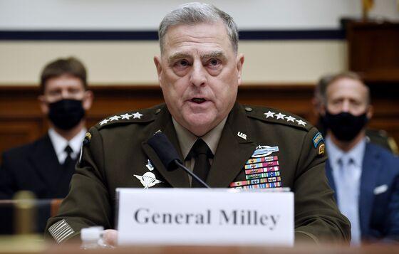 Austin Says Trump Pentagon Team Left No Afghanistan Withdrawal Plan
