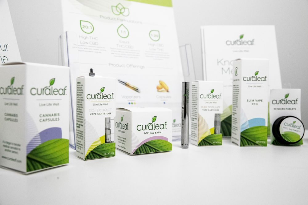 CVS Joins Cannabis-Derived Wellness Trend Selling CBD Products