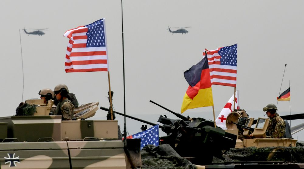 who are the us allies