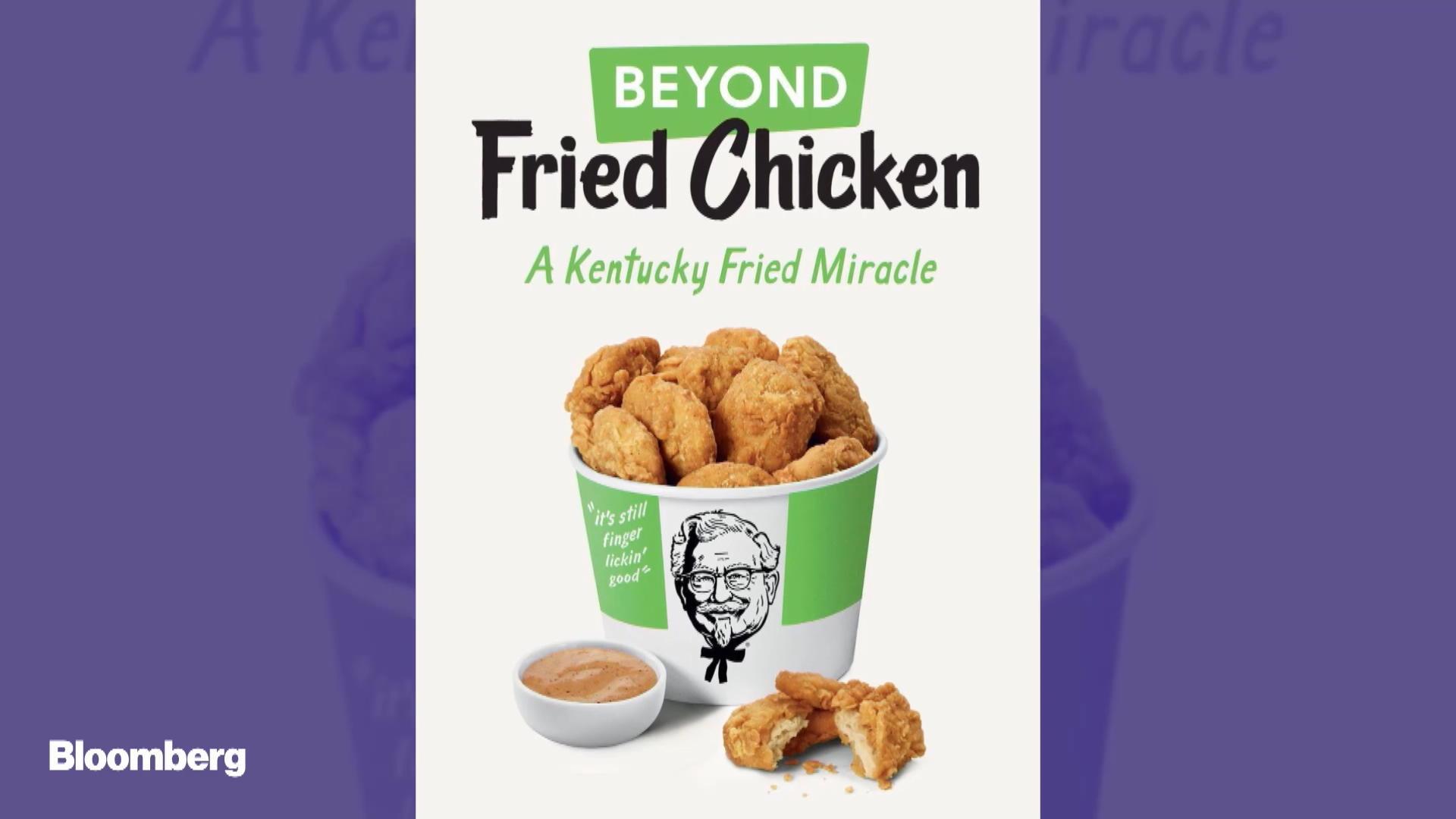 Beyond Meat (BYND) Fried Chicken Taste Test at KFC (YUM
