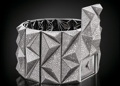 Even if diamonds aren't your thing, there's no denying how incredible this watch is.