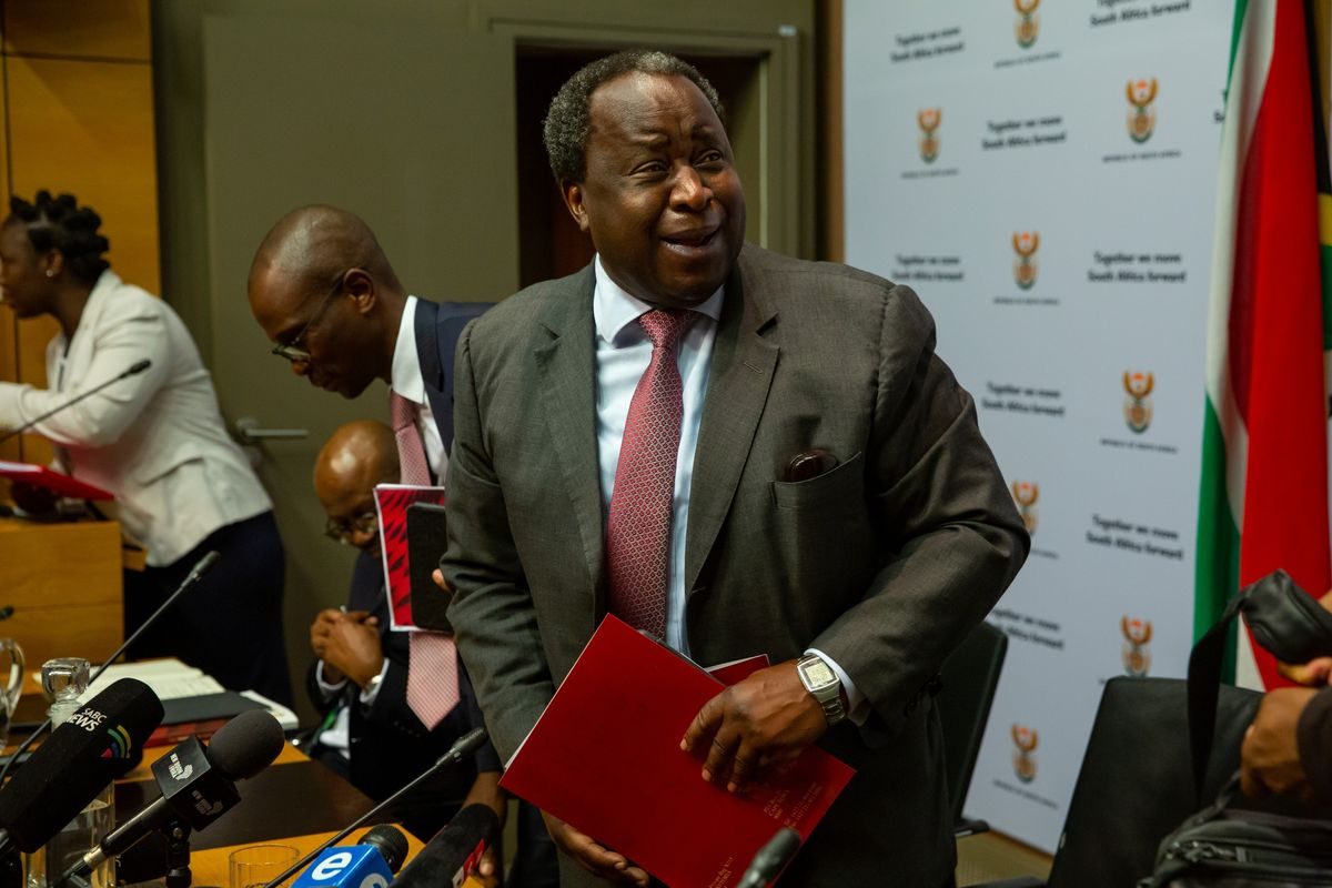 South Africa Strikes Interim Pay Deal With Civil Servants