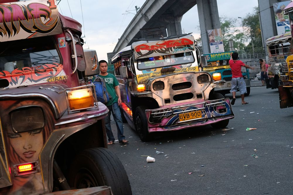 Duterte Has Iconic Jeepneys in His Crosshairs