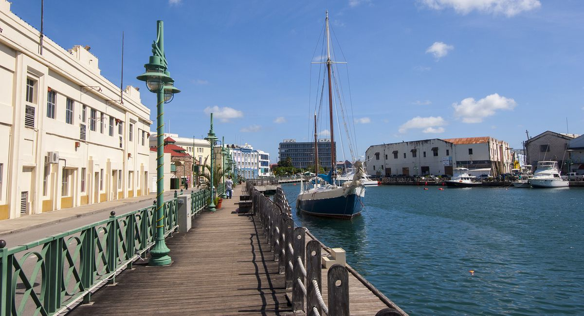 Distressed Caribbean Countries Face a Dilemma: They're Too Rich