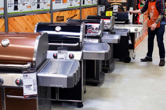 Grill Makers Are Ready for a Busy Summer of Maskless Backyard BBQs