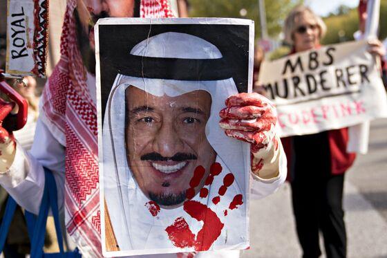 Saudi Prince Starts to Pay Political Price for Khashoggi Murder
