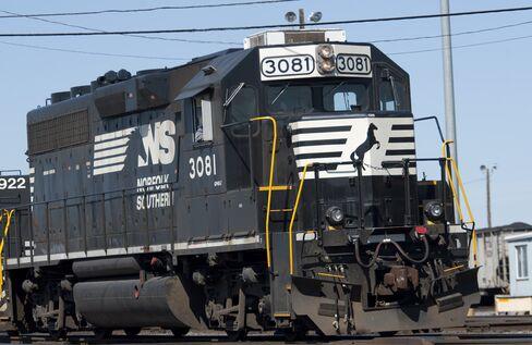 Norfolk Southern Profit Tops Estimates as Auto Shipments Climb