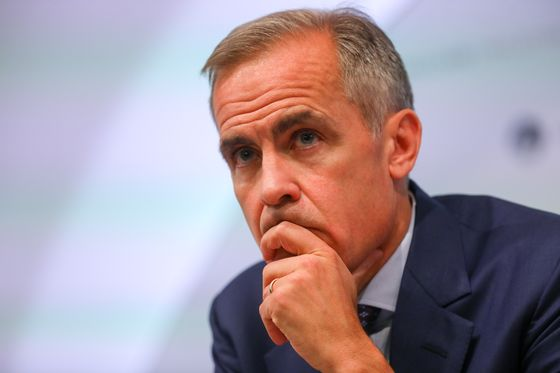 Carney Is Back at Center of Brexit Schisms