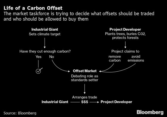 Wall Street's Favorite Climate Solution Is Mired in Disagreements