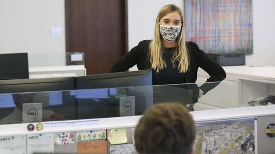 Texas Counties Win Court Orders Blocking Governor's Mask Ban