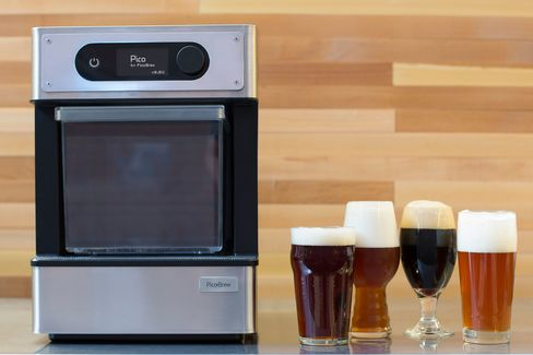 The Pico is like a Keurig, but for beer.