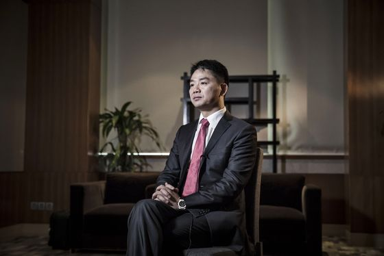 JD.com Averts a Crisis as Billionaire CEO Cleared in Rape Probe