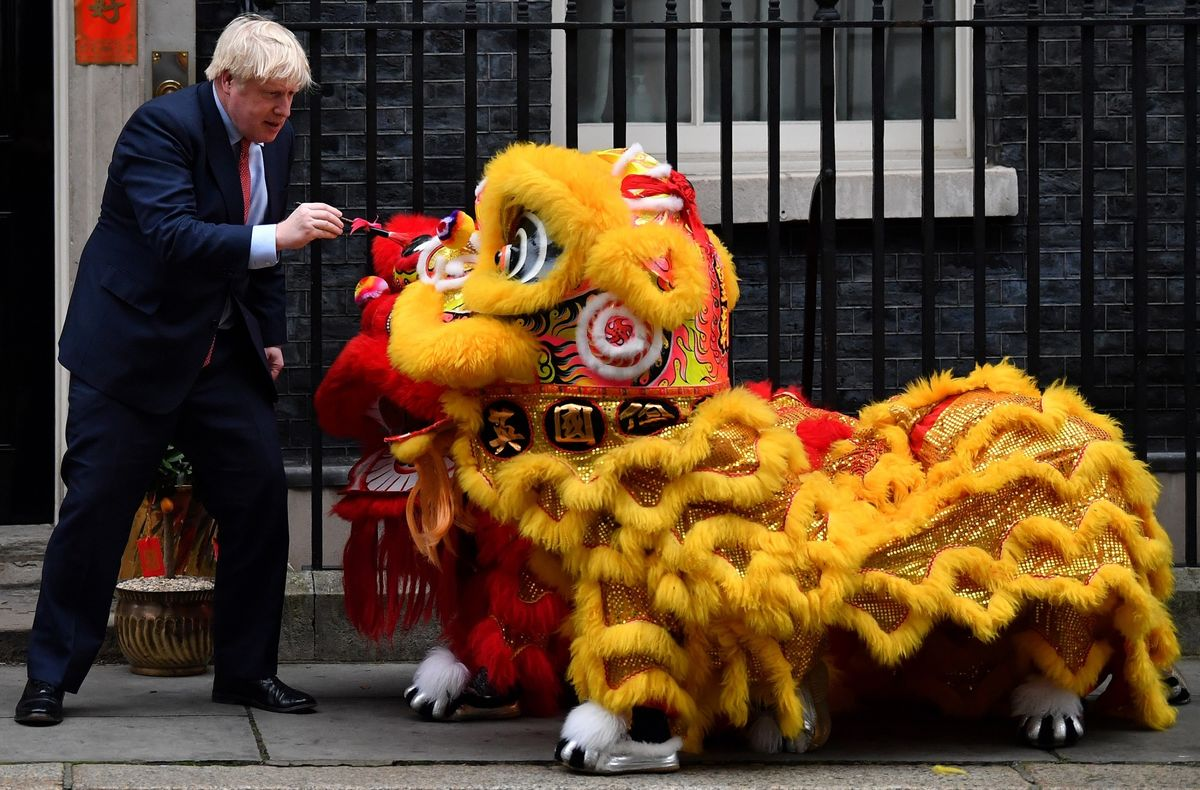 Brexit and Huawei Show Boris Johnson's Limits