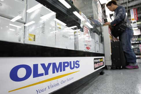 Olympus Surges After Raising Net Income Forecast