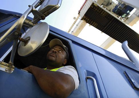 Trucks Beat Banks as Driver Demand Provides Opportunities