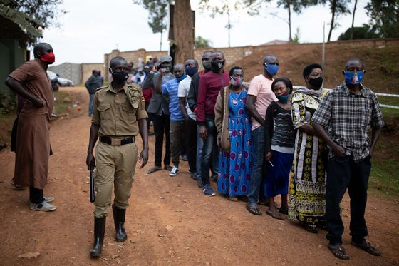 Army Patrols, Internet Shutdown Cast Pall Over Uganda Vote