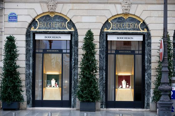 Revamping a 160-Year-Old Jeweler to the Czars