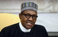 President Trump Hosts Nigerian President Muhammadu Buhari At The White House