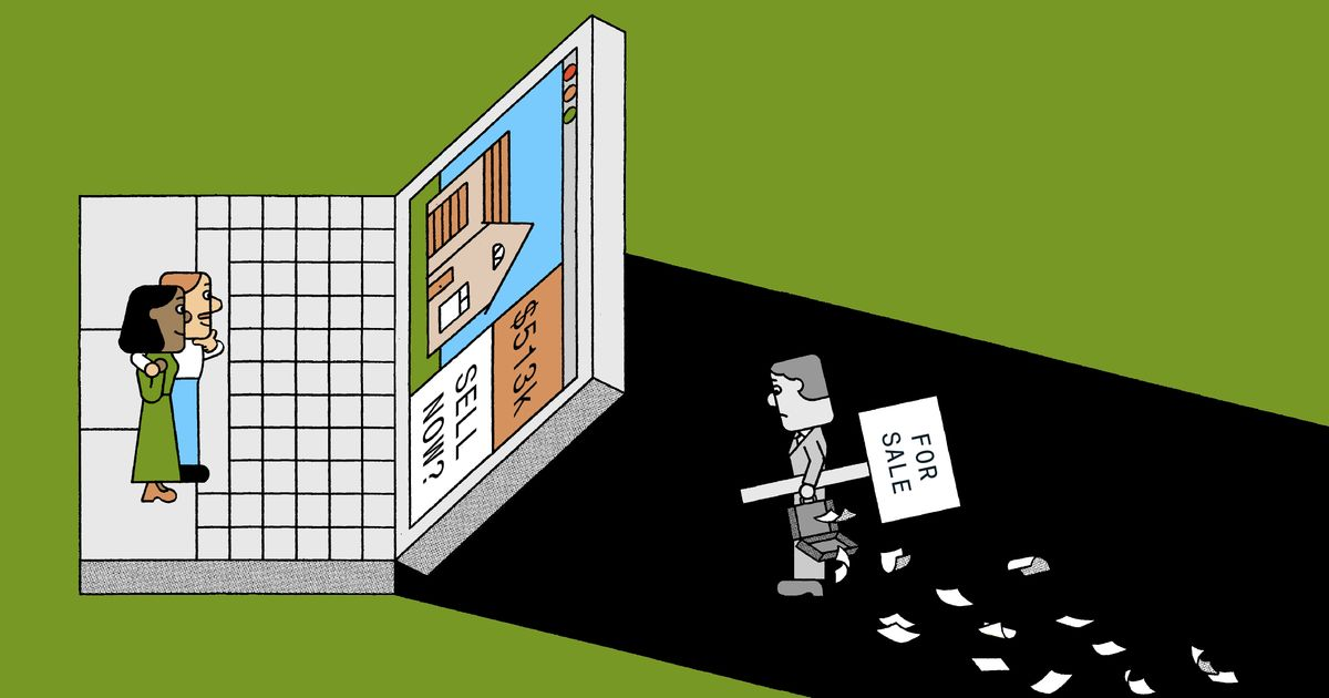 Zillow Wants to Flip Your House - Bloomberg