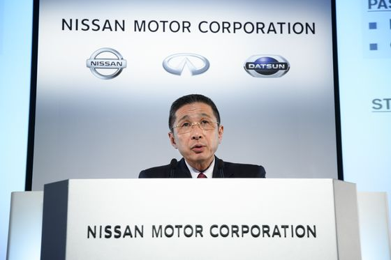 Nissan Reaches 'Rock Bottom' on Dividend, Decade-Low Profit