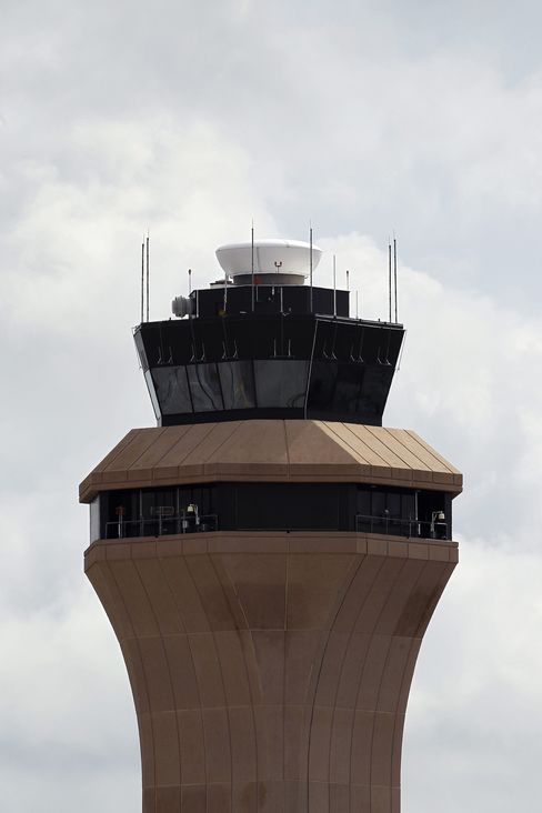 Empty Skies Prompt Calls for Lights-Out at Idle Airport Towers