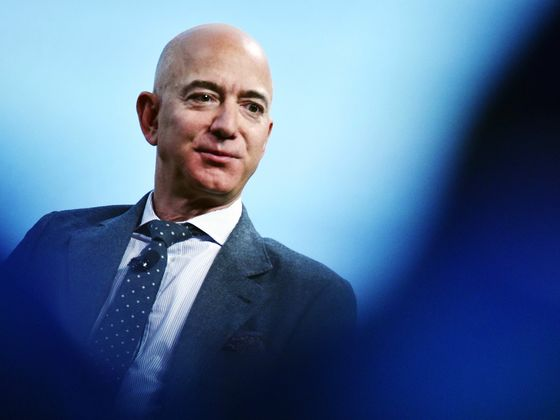 Bezos Gives $100 Million to José Andrés After Return From Space