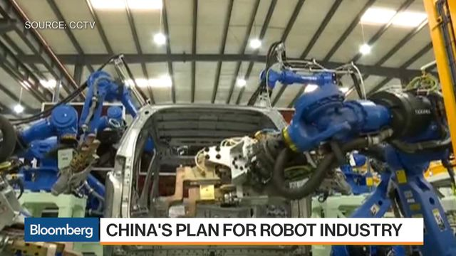 Inside China's Plans for World Robot Domination