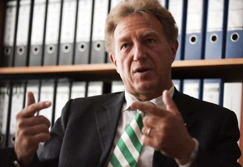CDU Budget Spokesman in Parliament Norbert Barthle