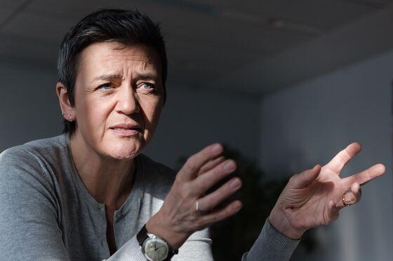 Google's Pichai, EU's Vestager to Talk Amid Data-Use Probe