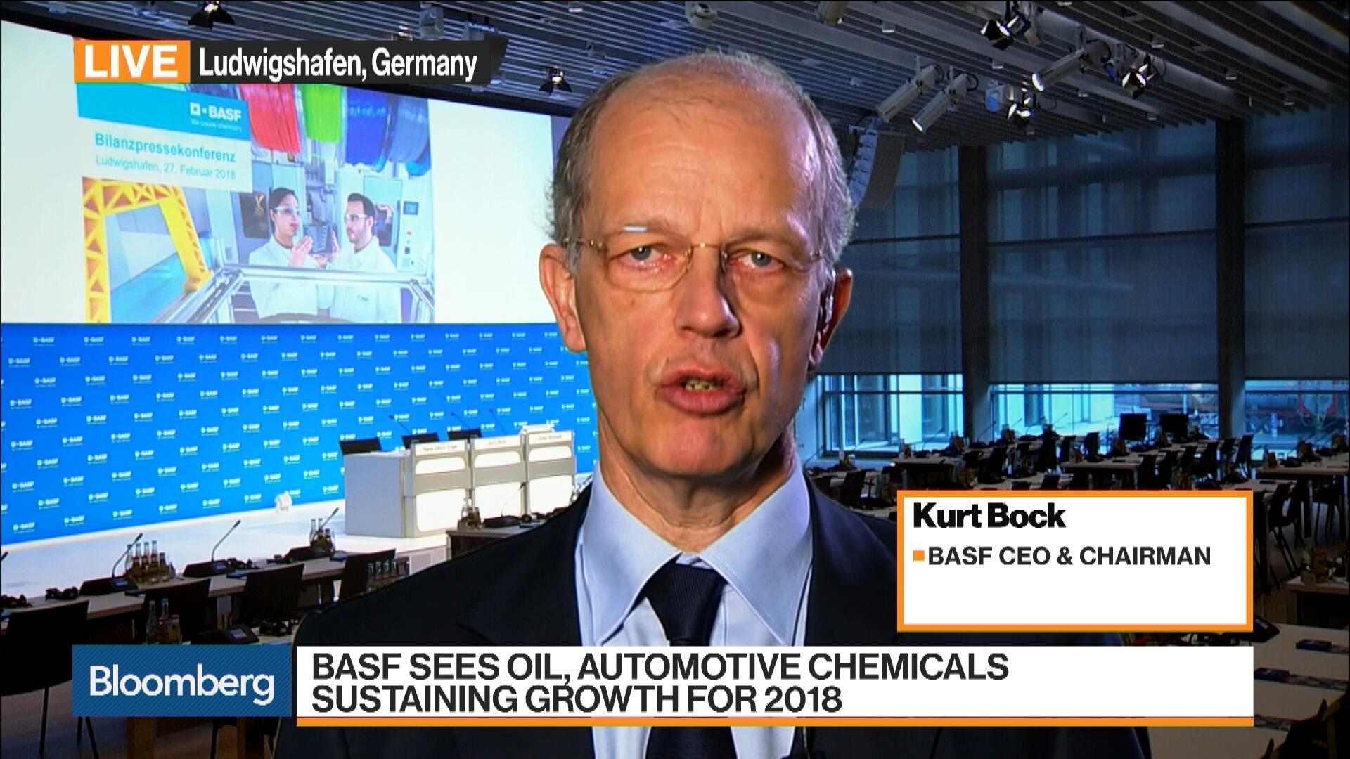 BAS:Xetra Stock Quote - BASF SE - Bloomberg Markets