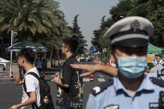 Shutdownof America's Chengdu Consulate Caps Week of China Tensions