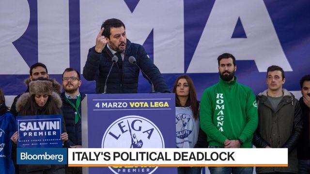Italy Finally Falls to the Forces of Populism
