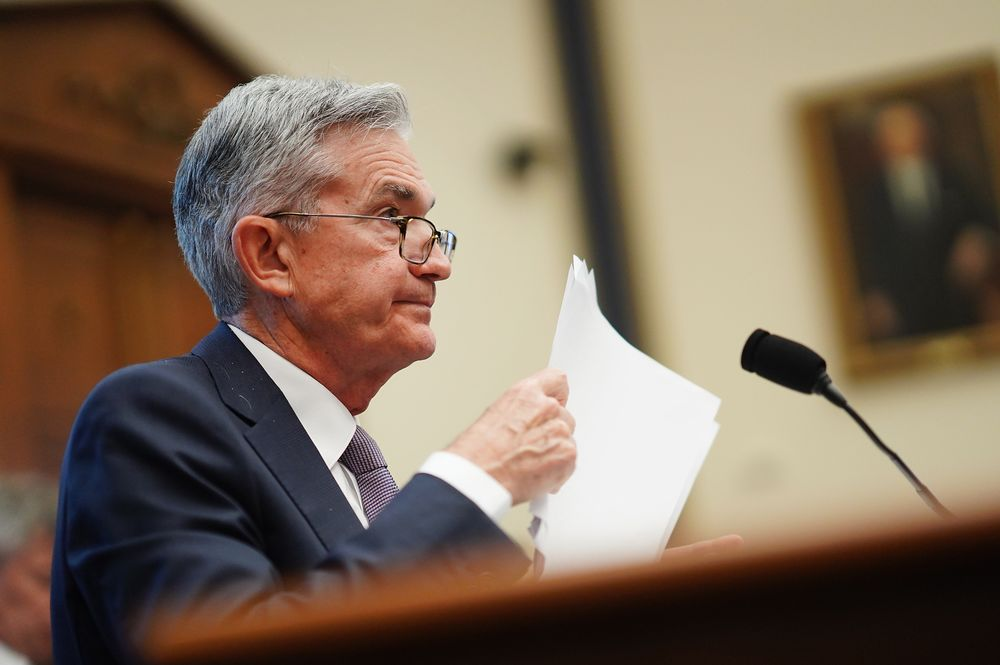 Wall Street Sees Powell at the Point of No Return on Rate Reduction