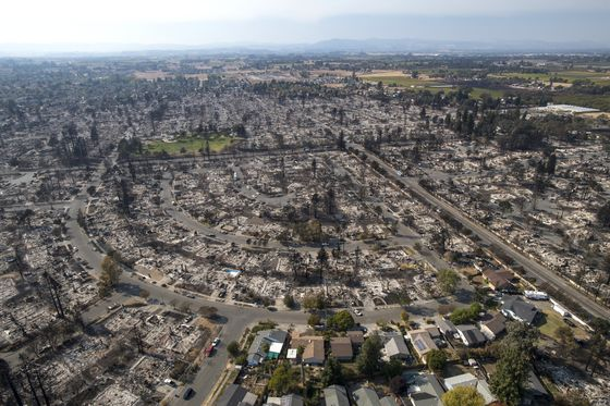 PG&E May Face Criminal Charges After Probe of Deadly Wildfires