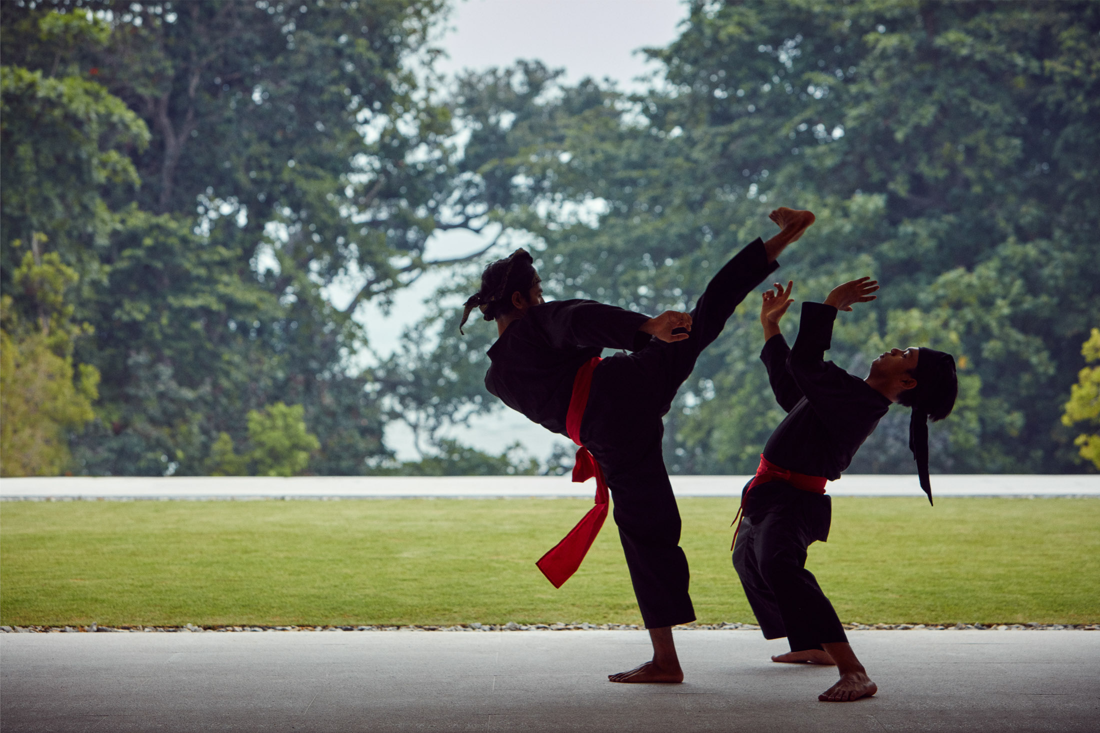 relates to Luxury Resorts Are Using Martial Arts to Highlight Local Cultures