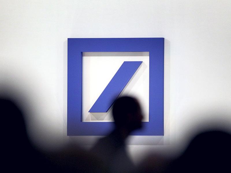 Dbnew York Stock Quote Deutsche Bank Ag Bloomberg Markets