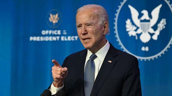 Biden Rips Capitol Mob as 'Domestic Terrorists' and Blames Trump