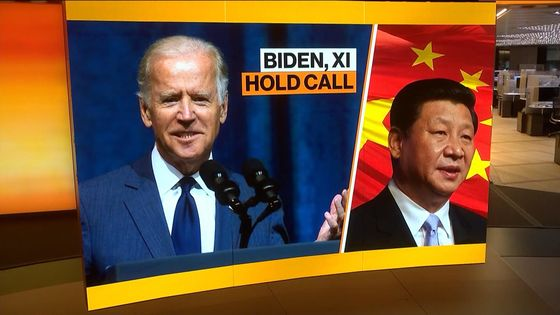 Biden, in Call With Xi, Talks of 'Unfair Economic Practices'