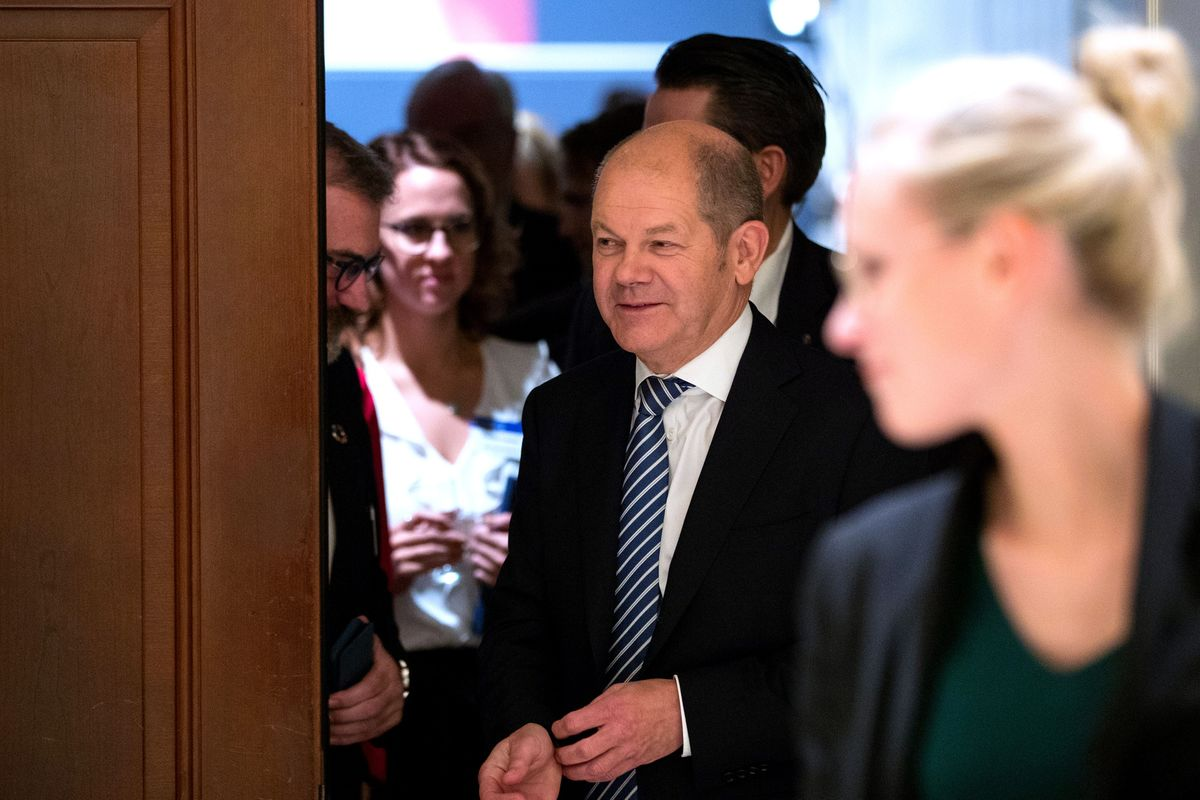 EU Banking Union Deal Possible This Year, Germany's Scholz Says