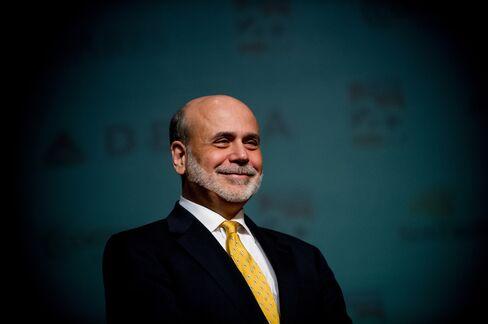 Bernanke's Fiscal Cliff Analogy Overstates Immediate Harm to U.S