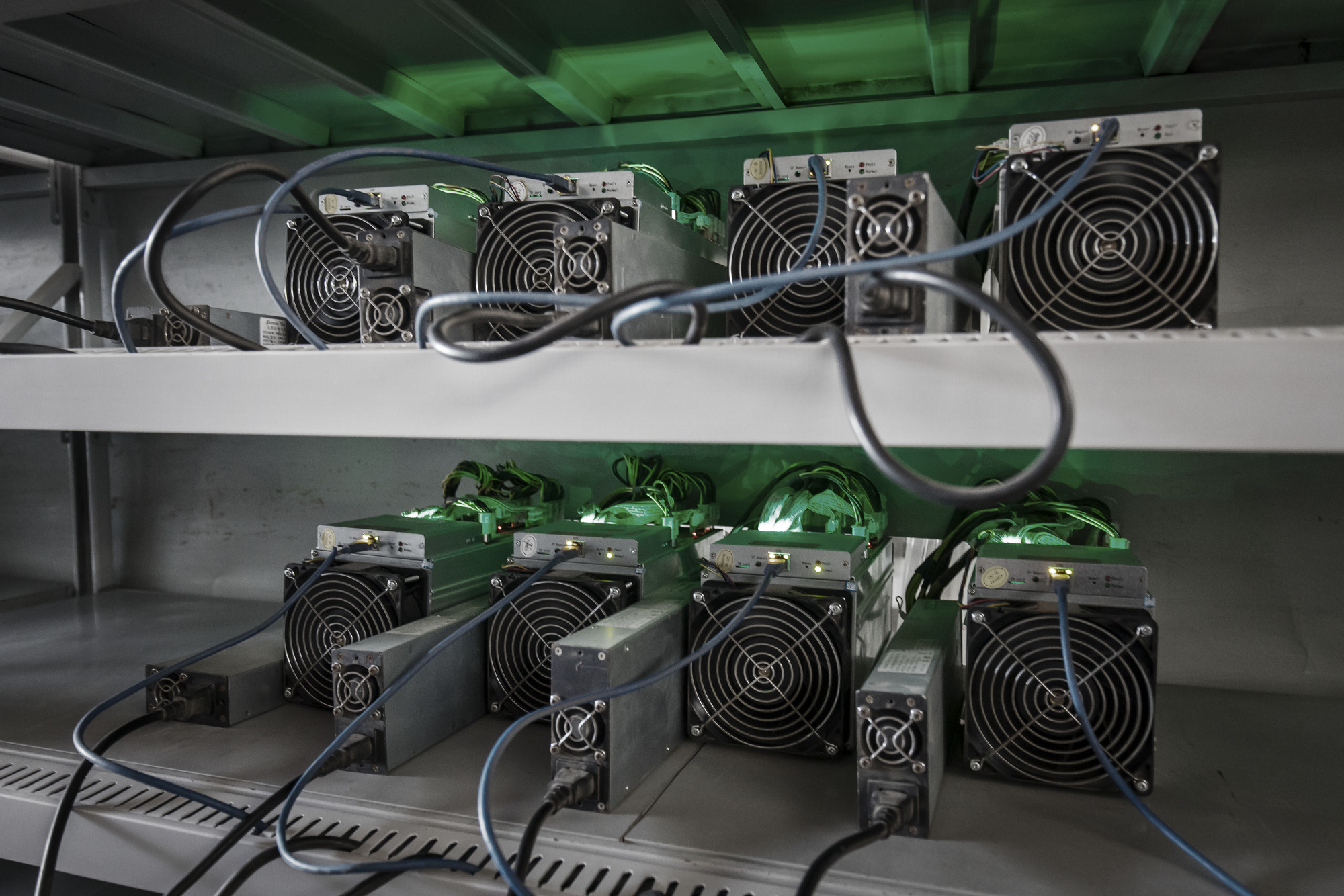 How China's Stifling Bitcoin and Cryptocurrencies: QuickTake Q&A