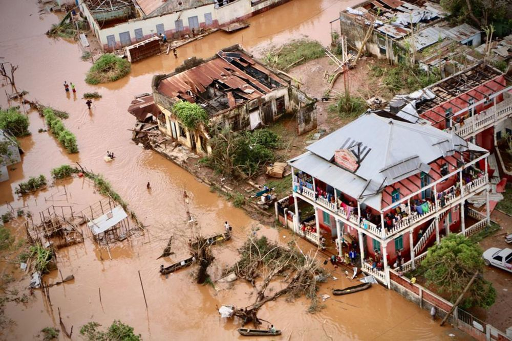 Zimbabwe Declares Two Days of Mourning for Cyclone Idai Victims