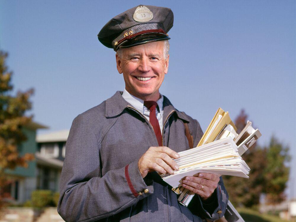 relates to The U.S. Postal Service Finds a Champion in Biden, Despite DeJoy