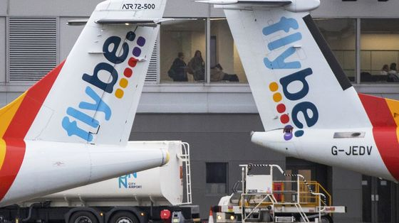 Flybe Rescue May Include U.K. Subsidies for Some Routes