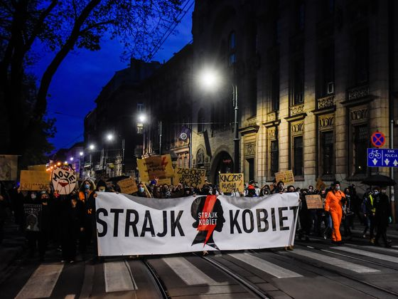 Poland Links Covid Woes With Abortion Protests as Ruling Delayed