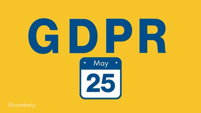 Cecilia's Week in Tech: It's GDPR Day!