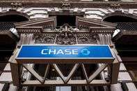 A JPMorgan Chase Bank Branch Ahead Of Earnings Figures
