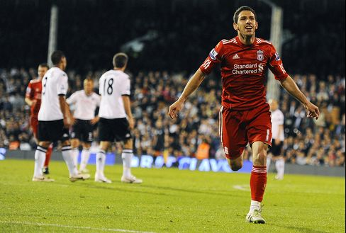 Rodriguez Hat Trick Lifts Liverpool Fifth in Premier League